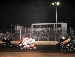 Brian McClelland Tops ASCS Regional Clash at Springfield!