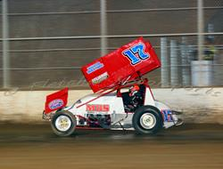 Tankersley Exits Early during ASCS Red River Region Event at Timberline