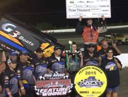 Tankersley Maneuvers to First ASCS Gulf South Region Victory of Season