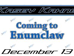 Kasey Kahne is coming to Enumclaw!