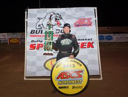 Crockett Wins Round #6 Of Bully Dog Performance Speedweek Northwest At CGS