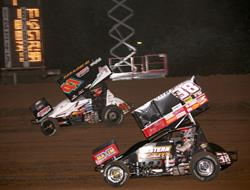 Johnson Outduels Johnson at Cottage Grove!