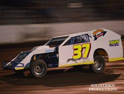 Great Falls' Joey Price Westbound For Wild West Modified Shootout