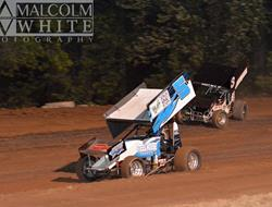 Dills Hangs on Against 360s For 11th Top 10 of Season at Cottage Grove