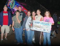 Ivie Earns Third Northwest Extreme Sprint Victory