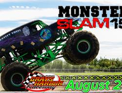 MONSTER SLAM 15 Tears Into GHR August 29!