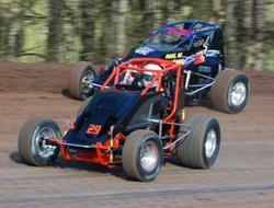 Grove Gets First Race In