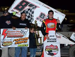 Reutzel Reaches Victory Lane in Montana - Set for Three Races in Four Days