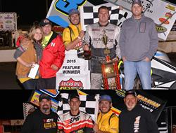 Justin Henderson and Billy Alley Claim Victories in Fall Brawl 4