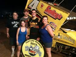 Baldaccini Takes ASCS Lone Star Honors at Abilene!