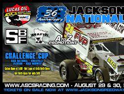 Brian Brown Among Drivers Expected at 36th Jackson Nationals