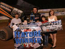 Starks Scores Win, Pair of Podiums During Marvin Smith Memorial