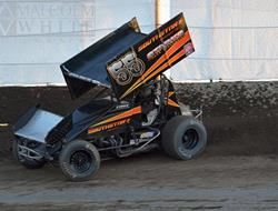 Starks Snags Two Podiums, Four Top 10s During Western Sprint Tour Speedweek