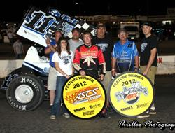 Covington Captures Rumble round one at Devil's Bowl