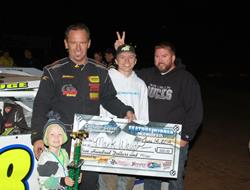 Wauge, Britton, And Cooper Capture CGS Wins On Saturday June 14th