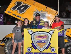 Martin a Hometown California Warrior Winner!