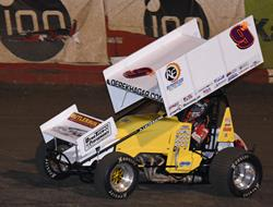 Hagar Debuting at Randolph County Raceway on Saturday with ASCS National Tour