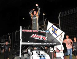 Johnson Battles to U.S. 36 Nationals Triumph