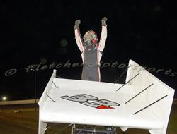 Van Dam Records Third Victory in Three Weeks With ASCS Northwest Score
