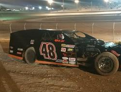 Carder Returns Home For Wild West Modified Shootout