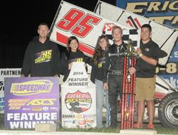 Matt Covington Dominates 36th annual Jackson Nationals