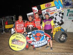 Jeff Swindell Pockets $2,000 at Boyd Raceway