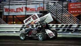 "Reutzel Earns Knoxville Nationals ""Rookie of the Year"" Honors"