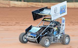 Freeman Garners Fifth Podium of Season with Runner-Up Result at 281 Speedway