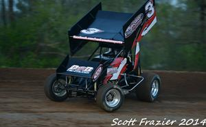 Hanks Ties Career-Best ASCS National Tour Finish at Riverside