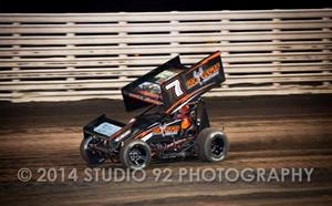 Big Game Motorsports Driver Craig Dollansky Wraps Up Knoxville With Top Five