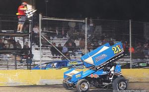 Kulhanek Claims Night 1 of Shady Oaks Classic, Earns Top Five During Finale