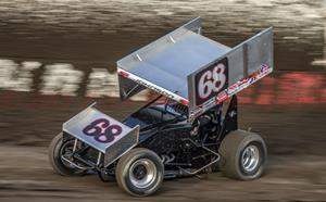 Johnson Crashes During Debut at Peter Murphy Classic with King of the West