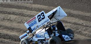 Bergman Captures Pair of Top 10s During Midwest Fall Brawl
