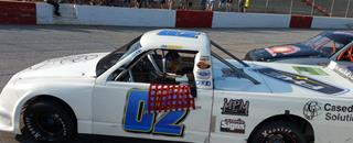 Freeman Returning to Pavement This Saturday at Tri-County Motor Speedway