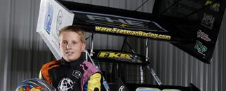 Freeman Pursuing Pavement Opportunity following Dirt Championship