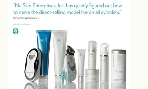 Nu Skin is the Answer.