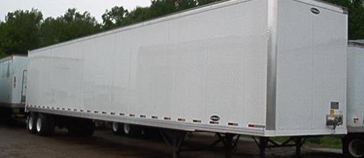 Dry Van Trailers For Sale