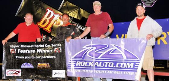 Tony Norem Nabs $2,300 Midwest Power Series Payday At Granite City