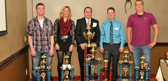 UMSS Honors Top Drivers At Banquet