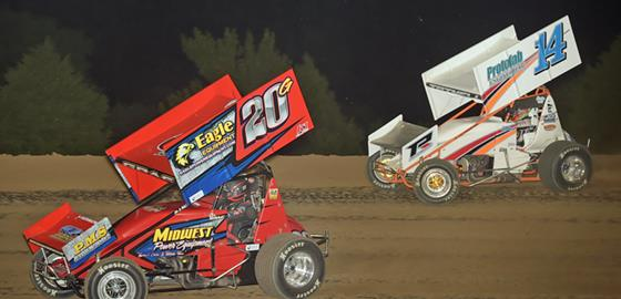 UMSS Announces Midwest Power Outlaw Sprint Car Series