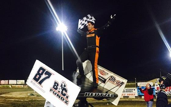 Reutzel's ASCS Title Pursuit Starts Strong at East Bay