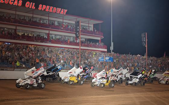 Weekend Rewind: American Sprint Car Series