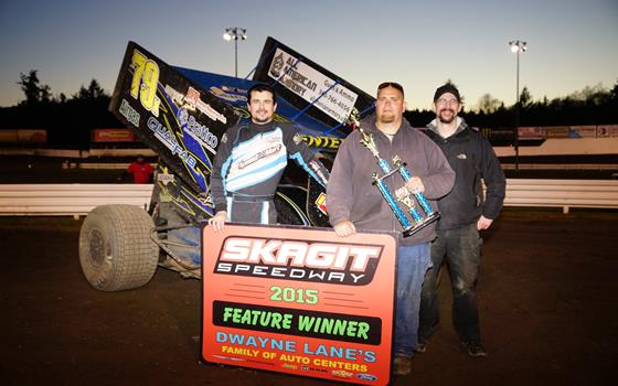 Past Champs Shine at Skagit Speedway