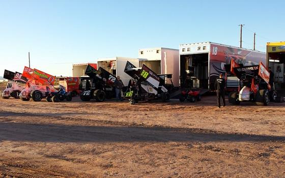 Lineups / Results - Cocopah Speedway (2014 Season Finale)