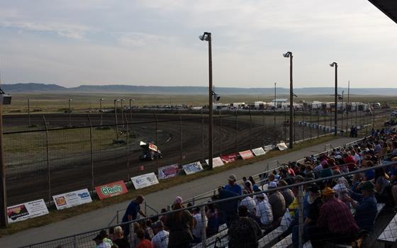 ASCS Frontier: Brink, Hickle and Ramaker celebrate at Billings