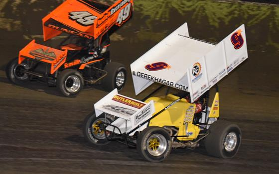 Hagar Posts First Top 10 of Season With ASCS National Tour on Tough Track