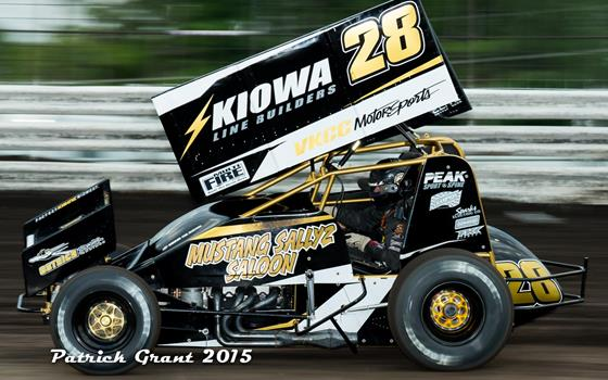 Jonathan Cornell Leads the Way Into Three Nights of ASCS Warrior Action
