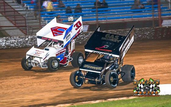 Jesse's Night next for ASCS Warriors at Double X Speedway