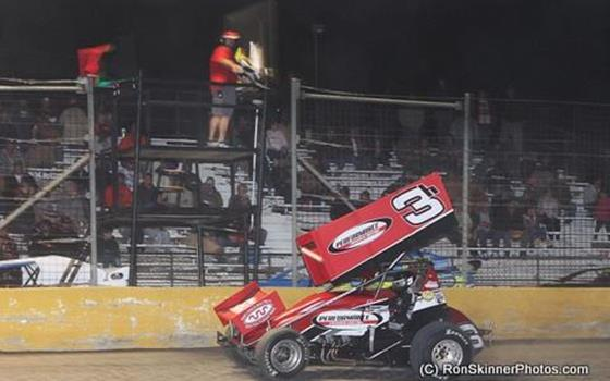 Hanks Posts Third Podium Finish in Last Four Races with ASCS Red River Region