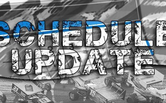 Schedule Update: Black Hawk Casino Speedway Takes Over April 4 Date with ASCS Red River